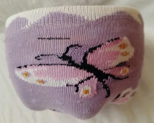 Çorap ve Pet Şişe ile Kase Yapımı