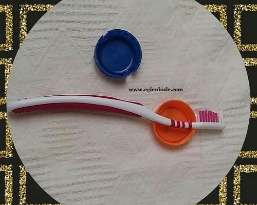 Evde Diş Fırçası Tutacağı Nasıl Yapılır