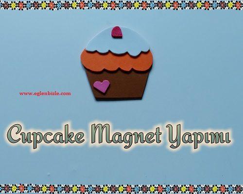 Cupcake Magnet Yapımı